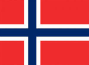 Norges flagga