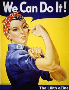 We Can Do It-feministaffisch