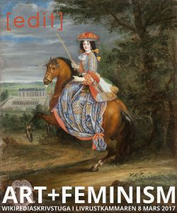 Art And Feminism 2017 Livrustkammaren