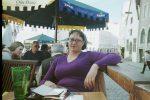 Jag dricker cider i Tallinn 1999