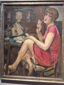 Lili Elbe av Gerda Wegener