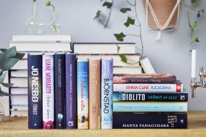 Årets Bok 2017 - nominerade