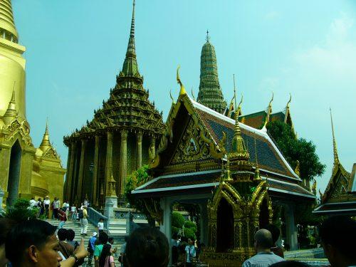 Grand Palace i Bangkok.