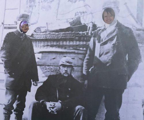 Andres expedition och mina barn