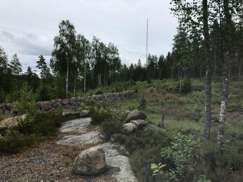 Skärvhult i Småland