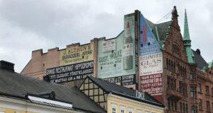 Väggmålningar i Malmö