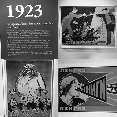 Albert Engström på Eksjö museum