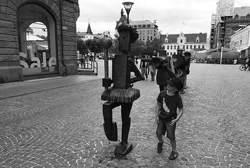 Optimistorkestern i Malmö