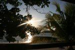 Sol, strand och palmer på Langkawi