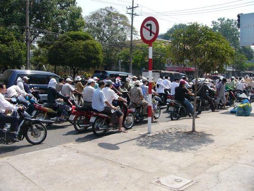Moppar i Saigon
