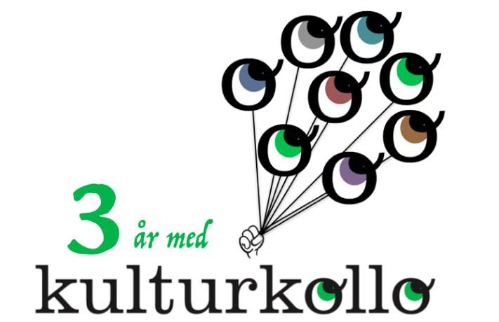 Kulturkollo tre år