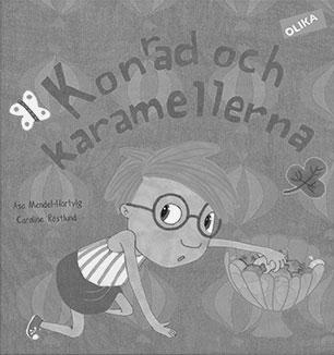 Konrad och karamellerna