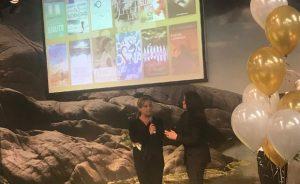 Malin Persson Giolito på Årets bok 2017