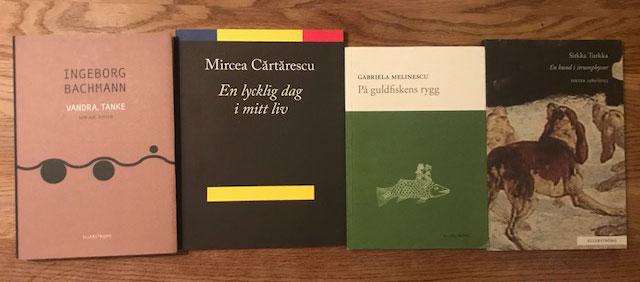Ny böcker från Bokmässan 2017
