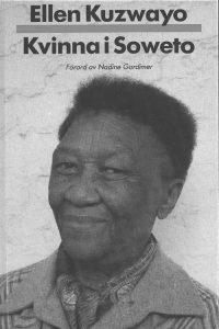 Kvinna i Soweto