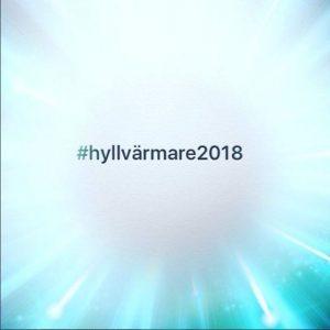 Hyllvärmare 2018