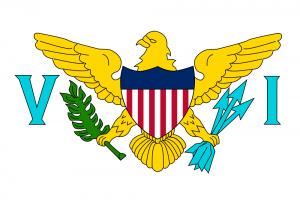 Amerikanska Jungfruöarnas flagga