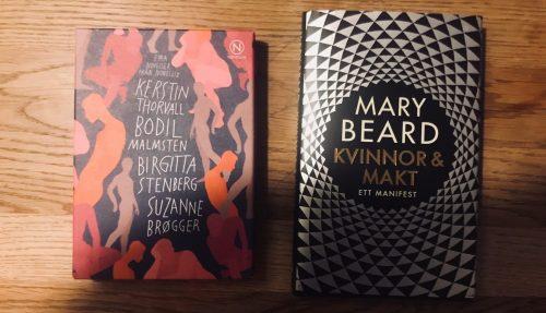 Nya femiistiska böcker