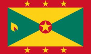 Grenadas flagga