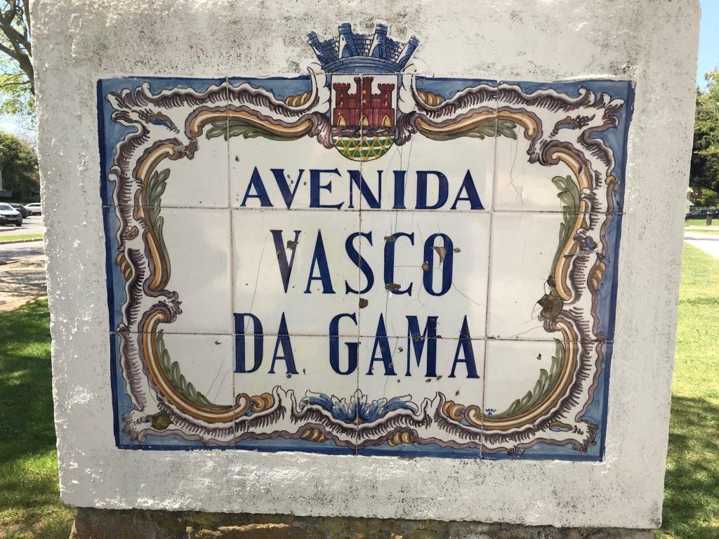 Vasco da Gama-gatan