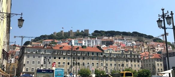 Slottet i Lissabon
