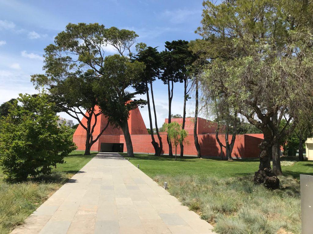 Paula Regos museum i Cascai