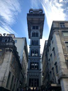 Hiss i Lissabon