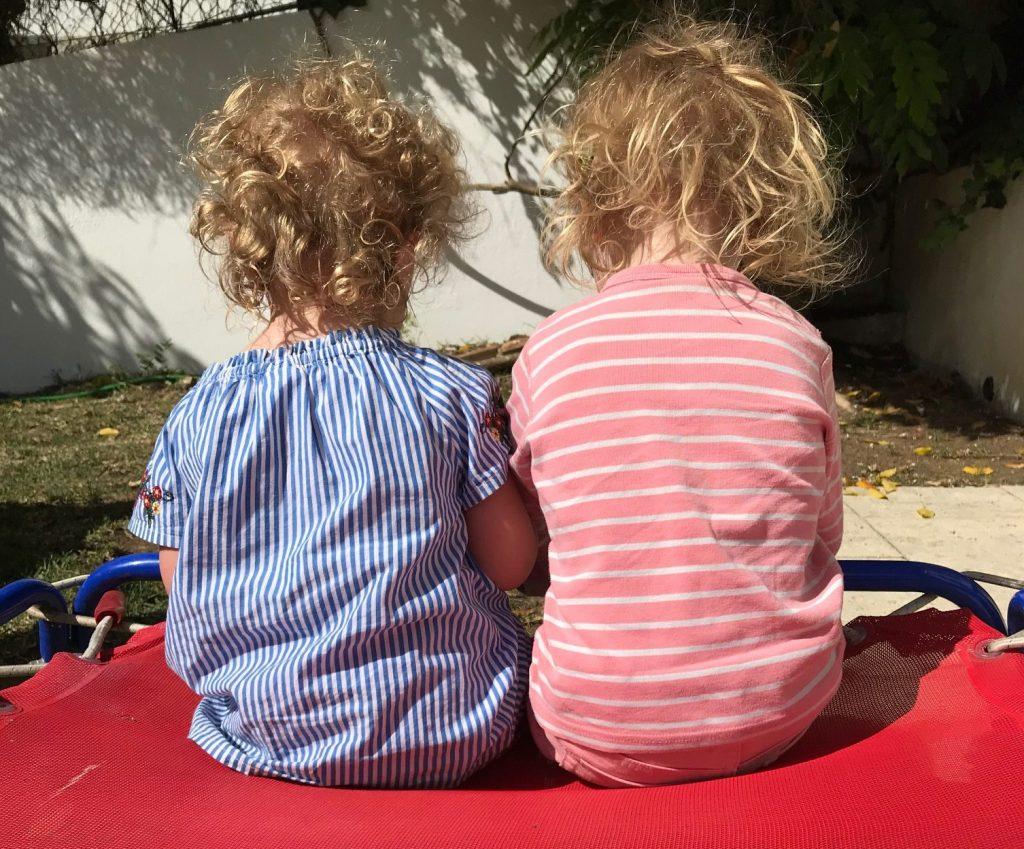 Två kusiner i Cascai
