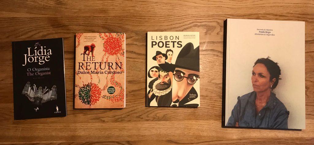 Böcker från Portugal