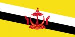 Bruneis flagga