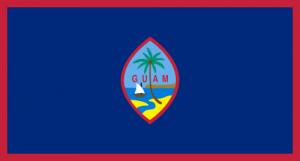 Guams flagga