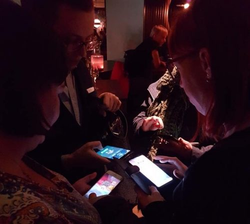 Bokbloggare spelar Pokemon Go