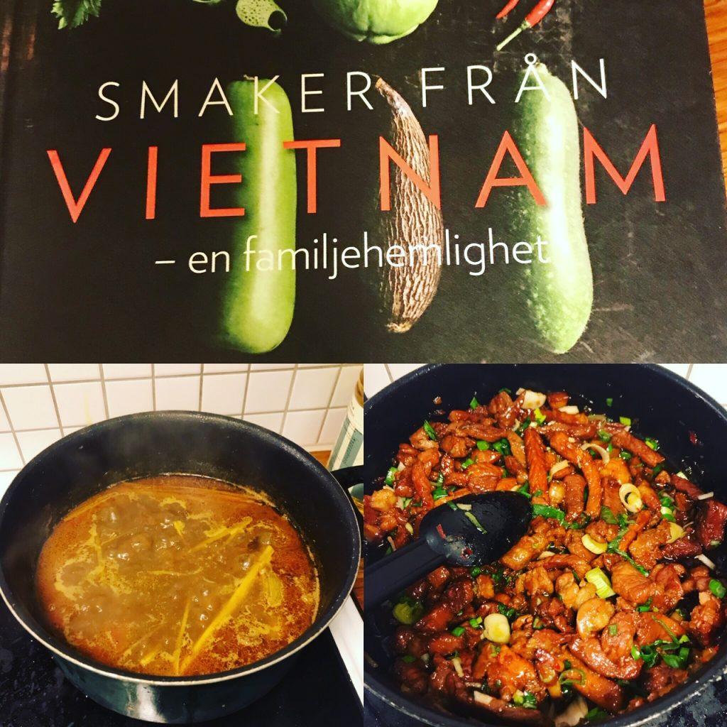 Smaker från Vietnam och god lagad mat