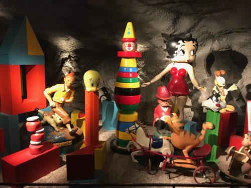Bergrummets leksaksmuseum