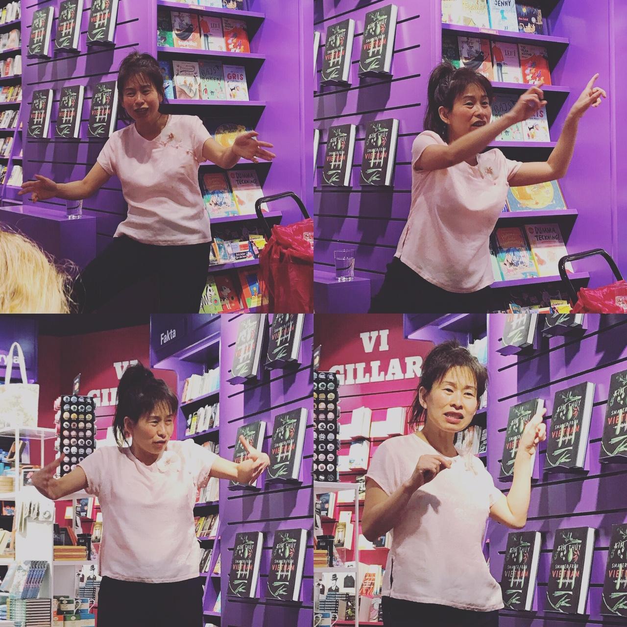 Kim Thúy på Pocketshop