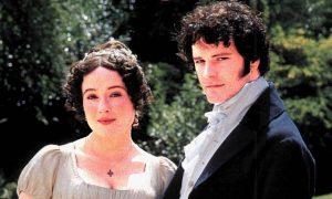 Elizabeth Bennet och Mr Darcy