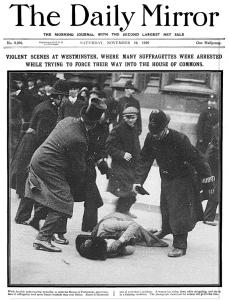 The Daily Mirror 19 November 1910