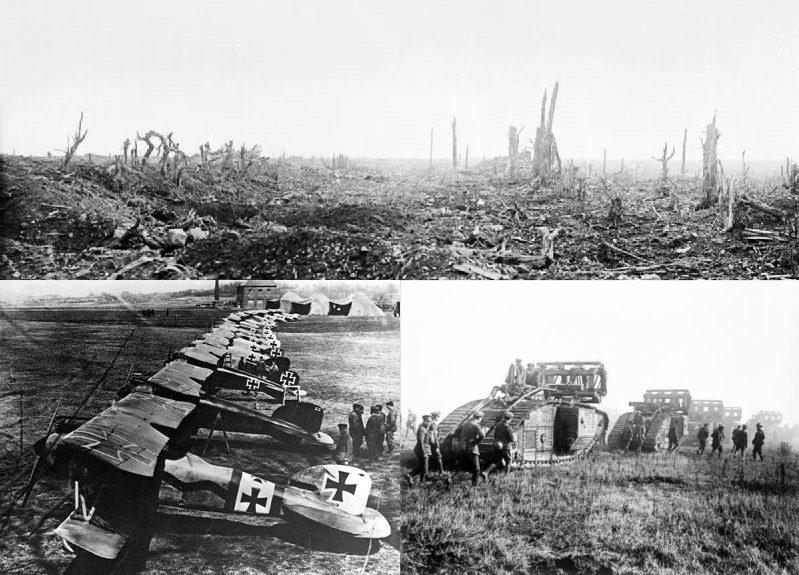 Första världskriget i bilder