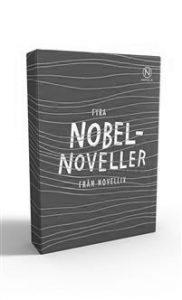 Fyra nobelnoveller från Novellix