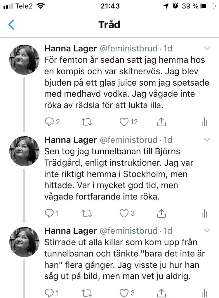 Twitterrant