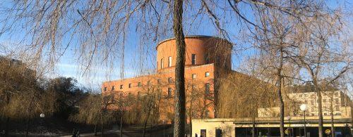 Stadsbiblioteket i Stockholm
