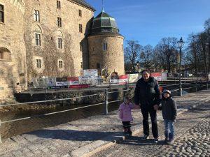 Familjen i Örebro