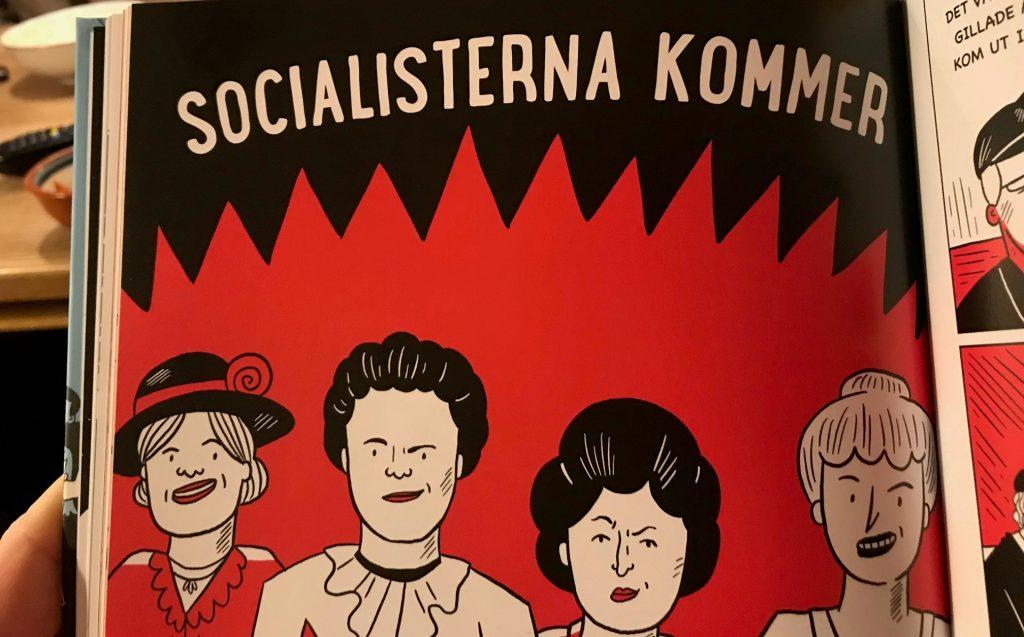 Socialisterna kommer