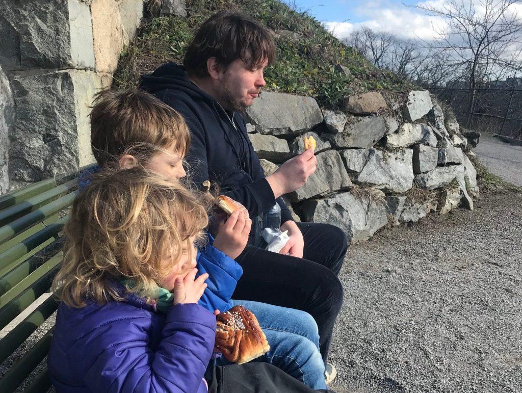 Familjen på Skansen