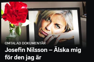 Josefin Nilsson Älska mig för den jag är
