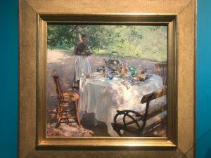 Frukostdags av Hanna Pauli