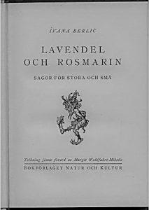 Lavendel och Rosmarin