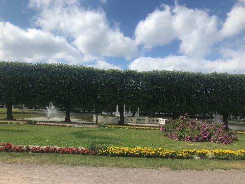 Kadriorgparken i Tallinn