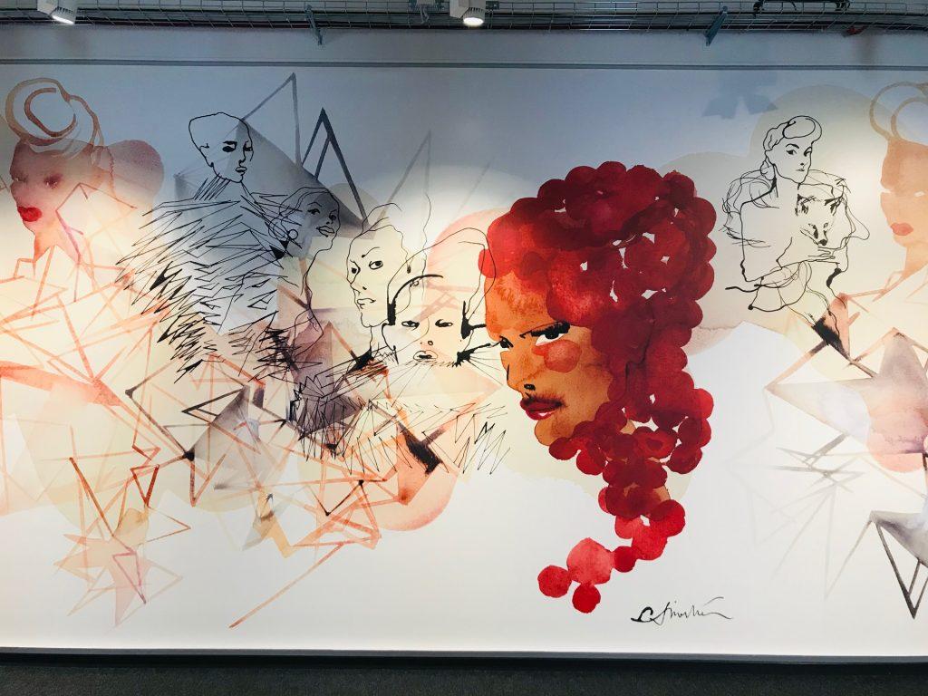 Stina Wirsén och Bea Szenfeld-utställning