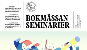 Bokmässans seminarieprogram